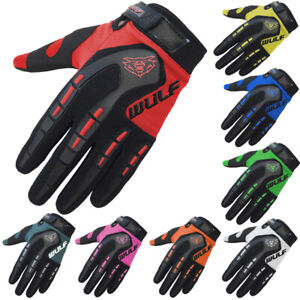 Wulfsport Attack Adult Motocross Gloves Motorbike Motorcycle QUAD Pit Dirt Bike