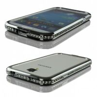 Urcover® Samsung Galaxy S4 Alu Handy Schutz Hülle Bumper Hard Case Cover