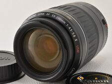Canon EF 55-200mm F4.5-5.6 Ⅱ USM [NEAR N] from Japan (5853)