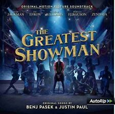 The Greatest Showman (Original Motion Picture Soundtrack) CD Brand New Sealed
