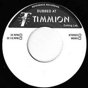 Contemporary Soul- Carlton Jumel Smith -I Cant Love You -  Timmion Test Press