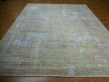 SuperFine Abstract Transitional Modern Oushak savaran Decore Design Rug 8x10