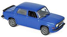Simca 1000 Rallye 3 Limousine 1978 Talbot Blue blau 1:43 Norev 571021