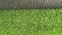 30mm Pile Synthetic Grass Artificial Turf Fake Lawn Autumn grass Plant 10SQM