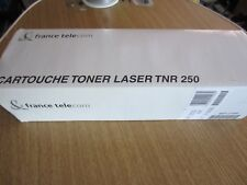 TONER SAGEM TNR 250 NEUF FAX Serie 700 et 800 Sagem TNR250 FRANCE TELECOM