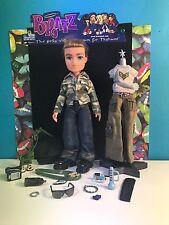 Bratz Boyz Wildlife Safari Cameron With Accessories Rare Collectible Doll