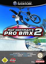 Mat Hoffman's Pro BMX 2-Nintendo GameCube NGC-sólo CD-usado