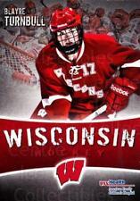 2011-12 Wisconsin Badgers Womens #23 Blayre Turnbull