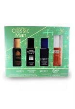 Coty Omni Collection 4 Pc Gift Set 3x1.7 Fl Oz Plus 2 Fl Oz