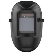 True Color Large Viewing Auto Darkening Welding Helmet Welder Mask Wide Shade