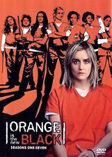 Orange Is The New Black Complete Series Seasons 1-7 (28 Disc Boxset)