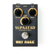 Dunlop Way Huge Smalls Supa Lead Overdrive MKIII Guitar Effect Pedal