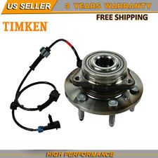 (1) Timken Front Wheel Hub and Bearing Assembly for GMC Chevy Truck 4x4 6 lug