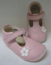Narrow Baby Shoes with Hook & Loop Fasteners