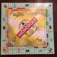 2009 Monopoly Championship Edition Replacement part game board decor crafts art