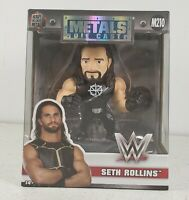 WWE Seth Rollins Metal Die Cast 4 Inch Jada Toys Action Figure M210 Brand New