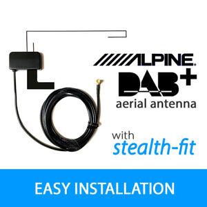 Alpine DAB Digital Car Aerial Antenna Window Glass