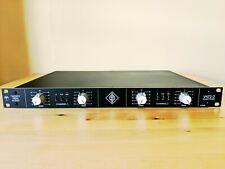 Neumann V472-2 discretos Vintage preamplificador de micrófono (en) - ahí arriba con Neve & API!