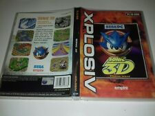 Sonic 3D Flickies Island  PC Game 012-406