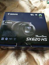 Canon PowerShot SX620 HS Fotocamera Digitale 20.2MP - Nero