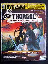 Thorgal • Entre les faux Dieux • Van Hamme & Rosinsky • avec DVD • EO • TBE