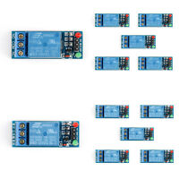 5V 12V 1-Channel H/L Level Relay Module Board Optocoupler Triger For Arduino T2