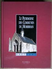 Le patrimoine des communes du Morbihan. Flohic 2000.
