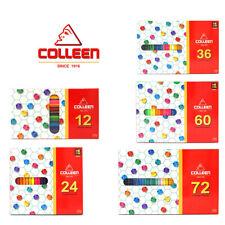 Colleen 12 24 36 48 60 72 Colored Pencil set for kids multicolor pencil Non-toxi