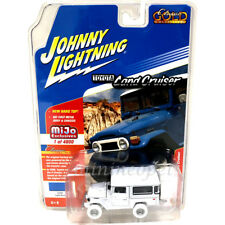 JOHNNY LIGHTNING JLCP7161 1980 TOYOTA FJ LAND CRUISER 1/64 WHITE LIGHTNING Chase