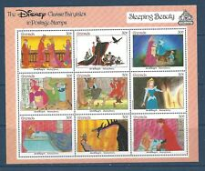 GRENADA - 1541 - MNH - 1987 - DISNEY - SLEEPING BEAUTY