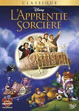 """DVD """"L'Apprentie sorcière"""" - Disney  n  24  NEUF SOUS BLISTER"""