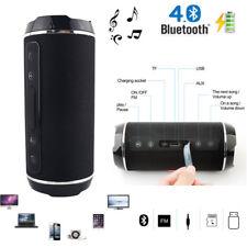 Portable Bluetooth Speaker Super Bass 3D Stereo Sound+SD Card/USB Input FM Radio