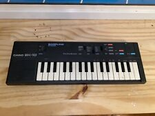 Casio Sk-10 Sampling Keyboard Tested Working Producer Hip Hop Music