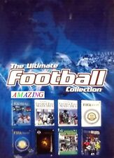 THE ULTIMATE WORLD FOOTBALL COLLECTION - 8 DVD BOX SET - NEW