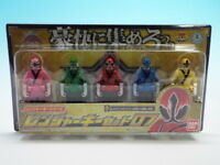 [FROM JAPAN]Ranger Key Series Kaizoku Sentai Gokaiger Ranger key set 07 Shin...