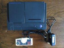 NEC PC Engine Duo With New Capacitors, Controller And Aftermarket Power Brick