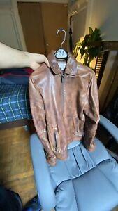 Calvin Klein Premuim Leather Jacket