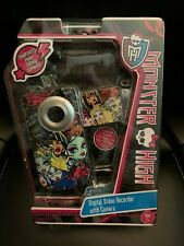 New MONSTER HIGH Digital Video Recorder with Camera