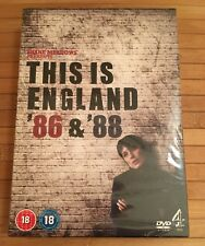 THIS IS ENGLAND 86 & 88 NEW AND SEALED! R2 PAL DVD