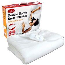 Benross Comfort Heat Control Washable Electric Blanket 3 Heat Settings Double