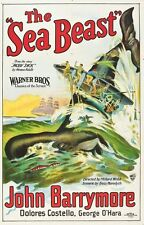 The Sea Beast - 1926 - John Barrymore Dolores Costello - Vintage Silent Film DVD