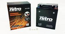 YB14L-A2  51411 Nitro Gel Batterie Gelbatterie Motorradbatterie YB14L-A2GEL-N-