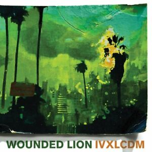 Wounded Lion 'IVXLCDM' LP NEW / SEALED In The Red