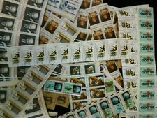 Postage Lot of 500: 6c stamps Mint postage 20% below face