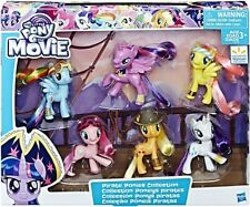 My Little Pony Friendship is Magic Pirate Ponies Collection 6 Pony Figures Set