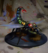 Moebius GIANT INSECT MODEL PROFESSIONAL BUILD & PAINT Monster Scenes