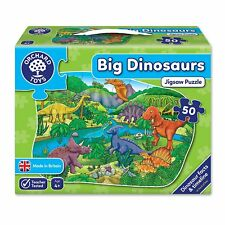 Orchard Toys - Big Dinosaurs Jigsaw Puzzle Game