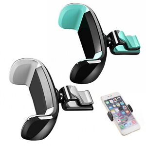 360° Universal Car Air Vent Mount Cradle Holder Stand For Cell Phone GPS 2H