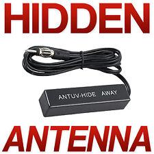 Car Hidden Amplified Antenna Kit 12v Electronic Stereo AM/FM Radio Universal US