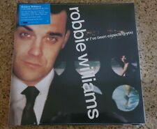 I've Been Expecting You Limited Edition Aquamarine Vinyl LP - Robbie Williams